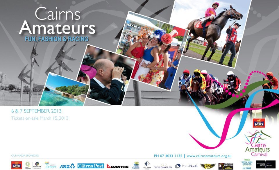 Cairns Amateurs Racing Carnival