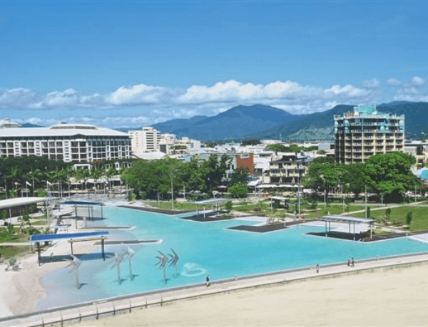 A romantic retreat in Cairns