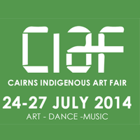 Celebrate Cairns Indigenous Arts Fair 2014