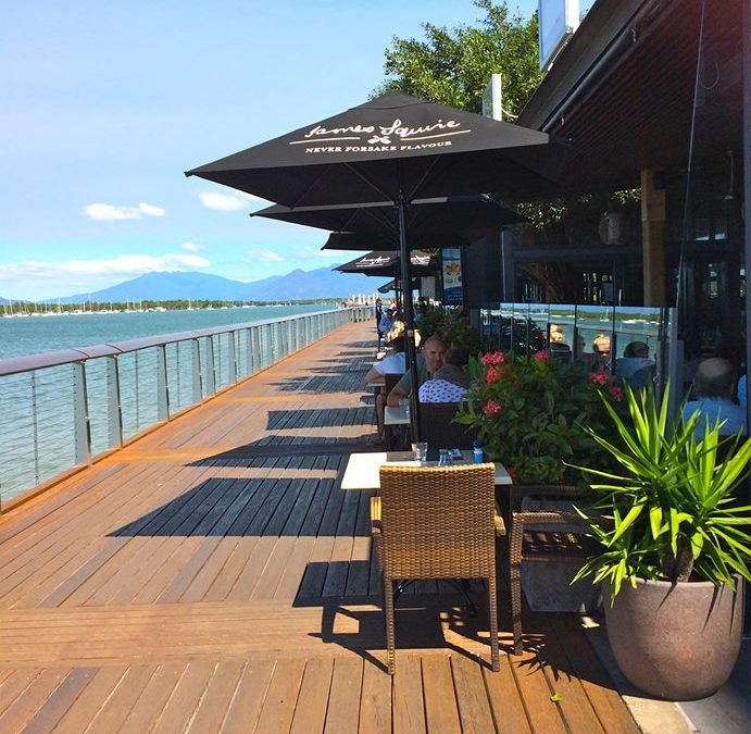 Where to find great restaurant in Cairns