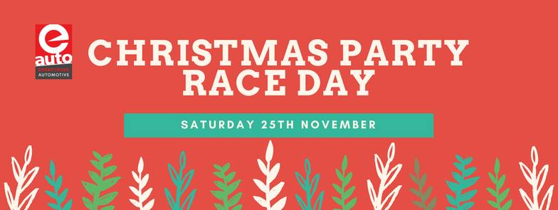 Everything Automotive Christmas Party Race Day