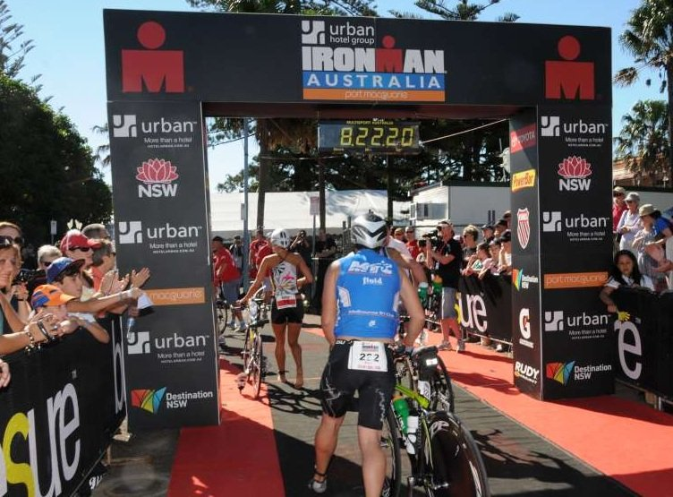 IRONMAN Cairns 2013