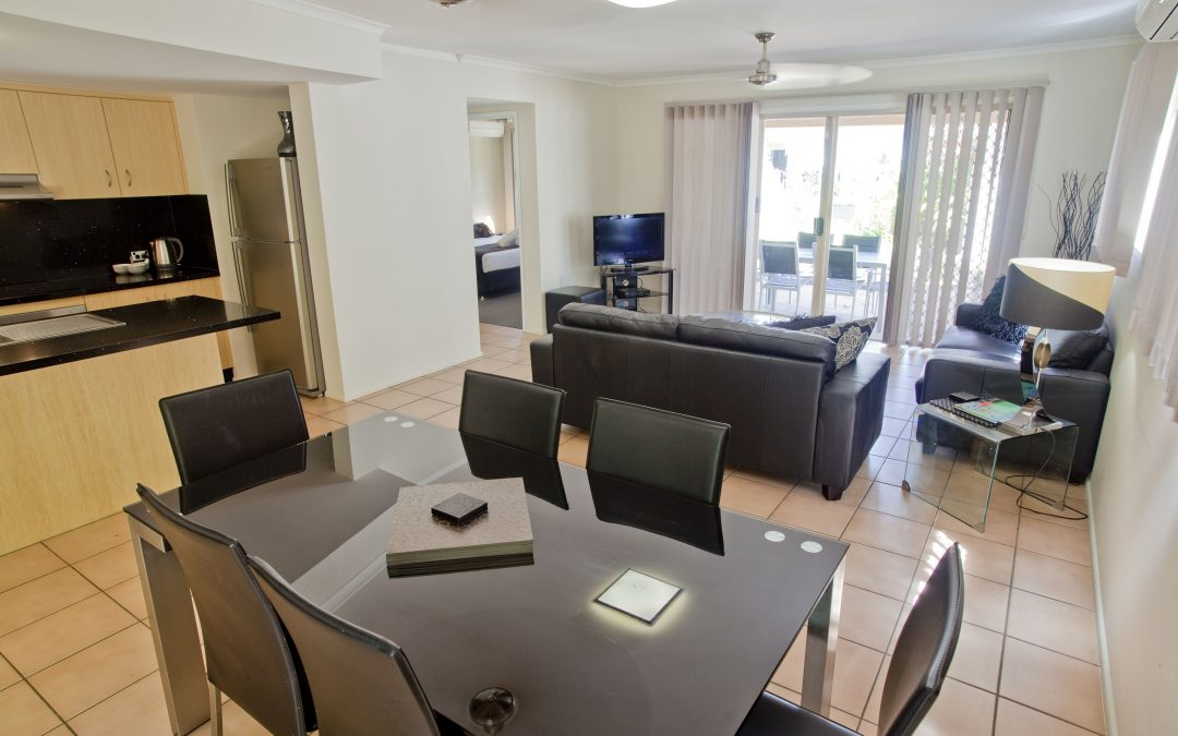 Accommodation for Business Travellers