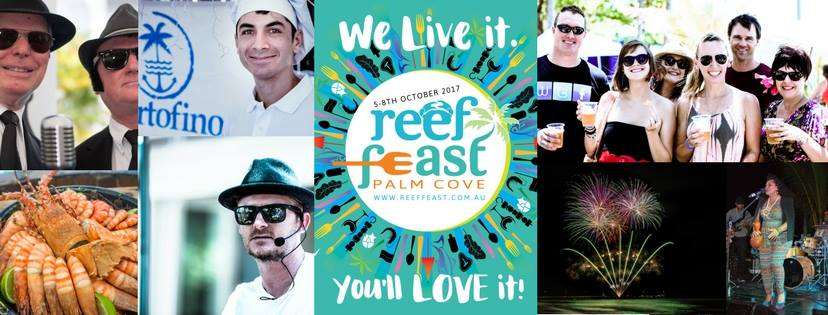 Visit Reef Feast, the Best Food and Music Event this Spring!