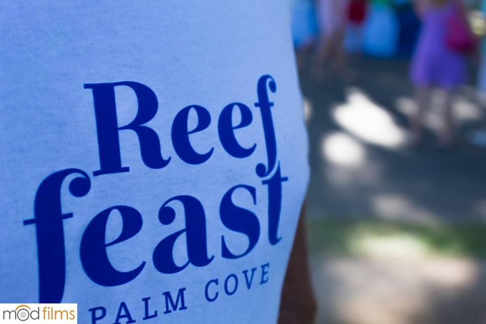 Join Reef Feast – the Best of Palm Cove 2014