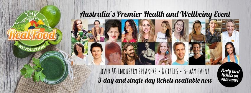 The Real Food Revolution 2015 Cairns Stop