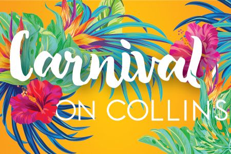 Be Near Carnival on Collins 2019 with Our Family Cairns Beach Resort